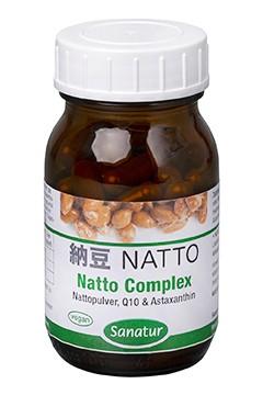 Natto Complex <br /> 60 Kapseln (34 g)