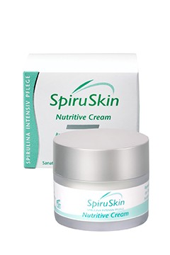 SpiruSkin  <br /> Nutritive Cream <br />50 ml Tiegel