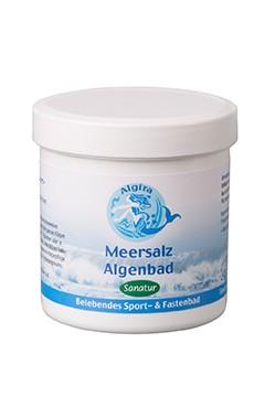 Algira <br /> Meersalz Algenbad <br />250 g Dose