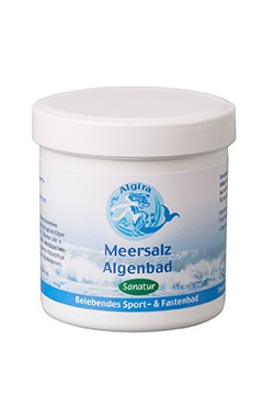 Algira <br /> Meersalz Algenbad <br />5000 g Eimer