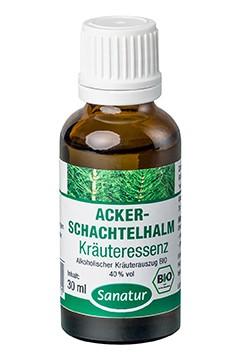 Ackerschachtelhalm <br /> Kräuteressenz, BIO<br /> Alkoholischer Kräuterauszug (30 ml)