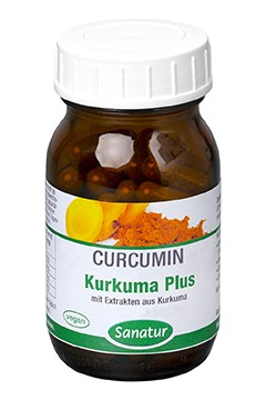 Kurkuma Plus <br /> 60 Kapseln (32 g)