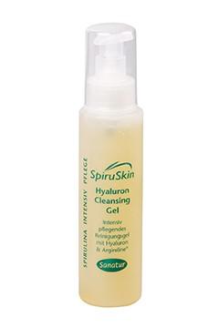 SpiruSkin Hyaluron <br /> Cleansing Gel<br />150 ml Pumpflasche