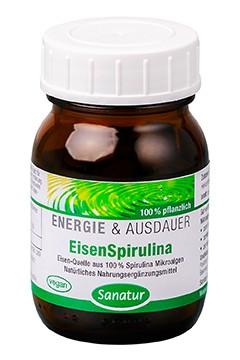 EisenSpirulina<br />  100 Tabletten (40 g)