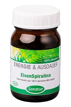 EisenSpirulina<br />  250 Tabletten (100 g)