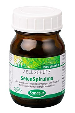 SelenSpirulina<br /> 100 Tabletten (40 g)