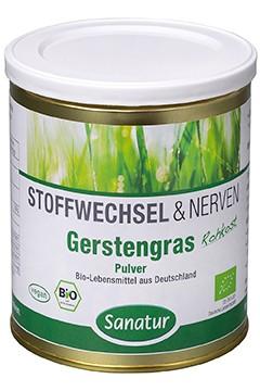 Gerstengras <br /> BIO, 250 g Pulver