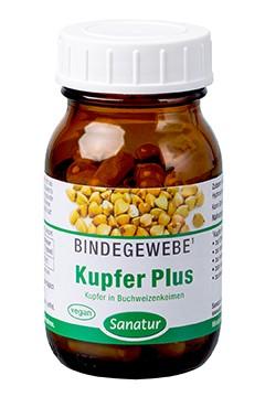 Kupfer Plus <br /> 60 Kapseln (30 g)