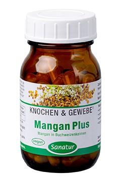 Mangan Plus <br /> 60 Kapseln (30 g)