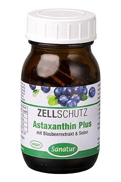 Astaxanthin Plus <br /> 60 Kapseln (30 g)