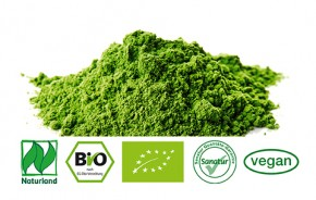 BioChlorella <br />Naturland<br /> 100 g Pulver