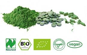BioSpirulina<br />Naturland<br /> ca. 1000 Tabletten = 400 g